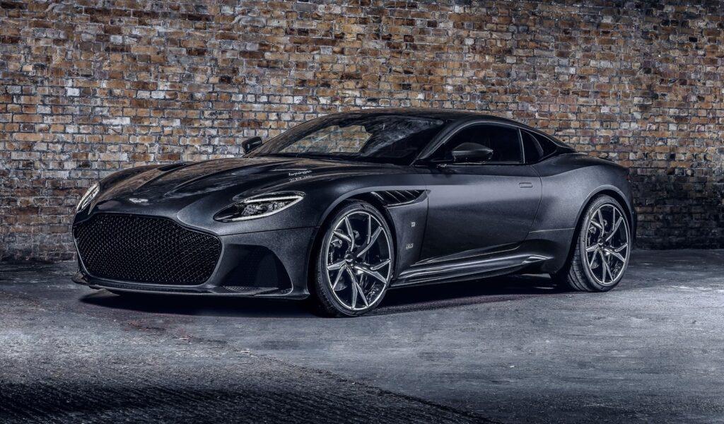 Aston Martin DBS Superleggera 2021 cars
