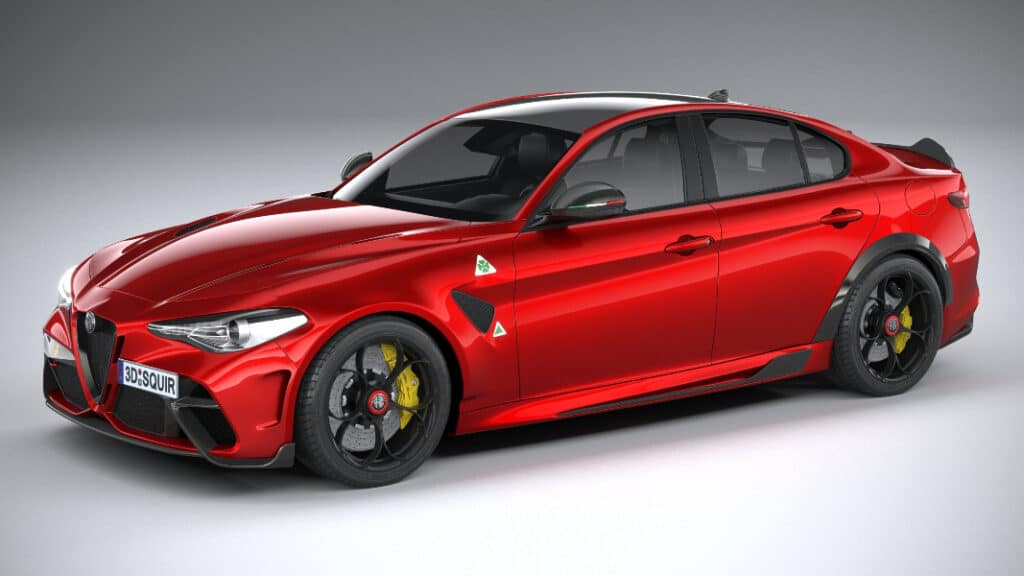 Alfa Giulia GTA 2021 cars