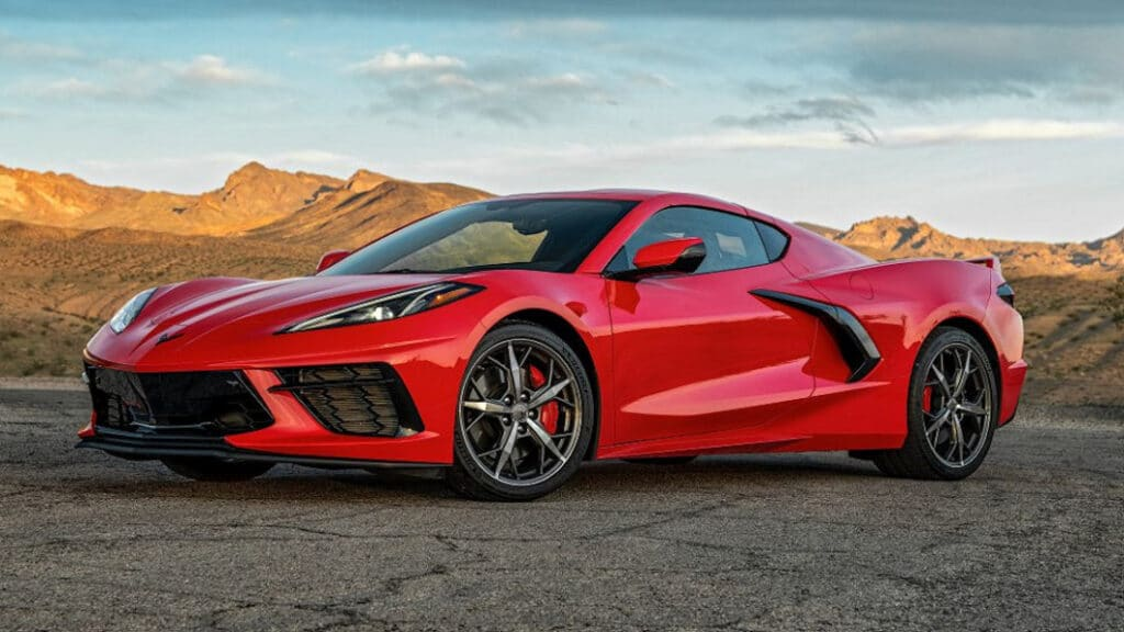 2021 Chevrolet Corvette 2021 cars