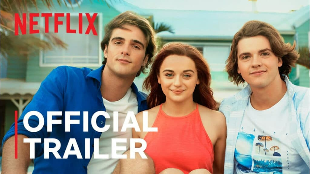 Netflix August  Kissing booth 3