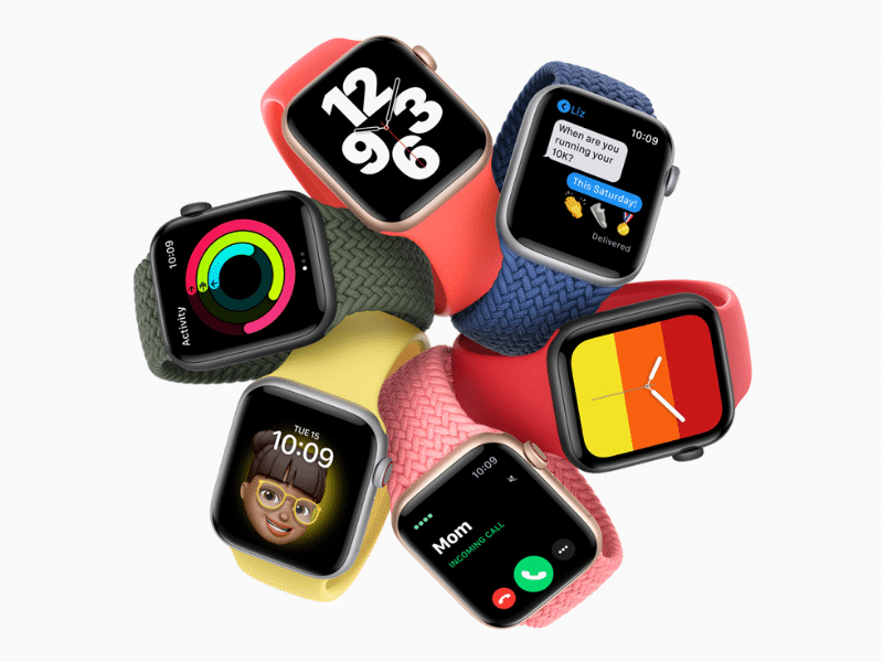 Top Smartwatches of 2021