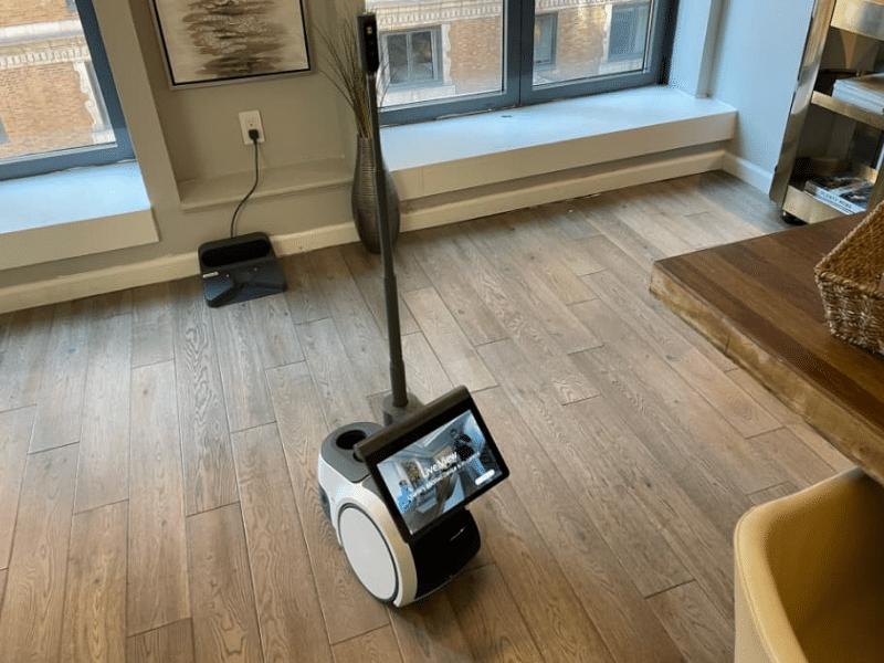 Meet Astro, the newest Amazon Home Robot